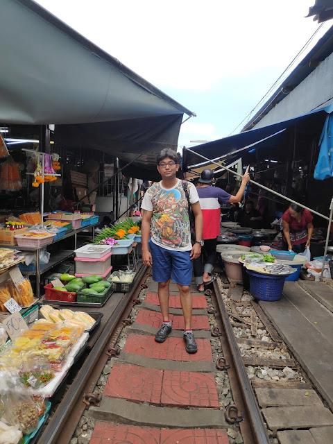 shoestring travel Bangkok Itinerary
