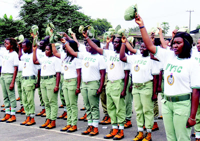 NYSC - National Youth Suffering Corporation