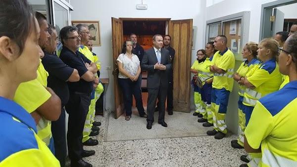El PSOE de Las Palmas de Gran Canaria se niega a debatir el despido improcedente de trabajadores de limpieza