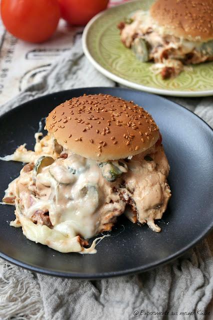 Burger-Auflauf   Rezept   Kochen   Essen   Weight Watchers