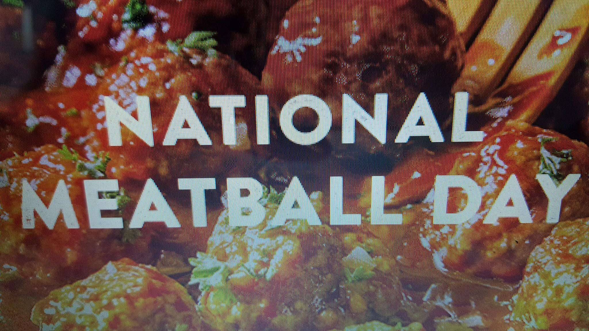 National Meatball Day Wishes for Instagram