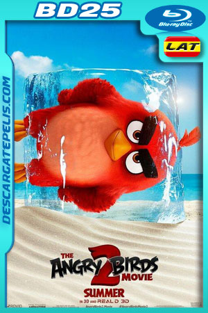 Angry Birds 2: La película (2019) 1080p BD25 Latino – Ingles