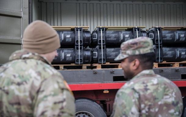 Естонія отримала ракети Javelin на $33 млн