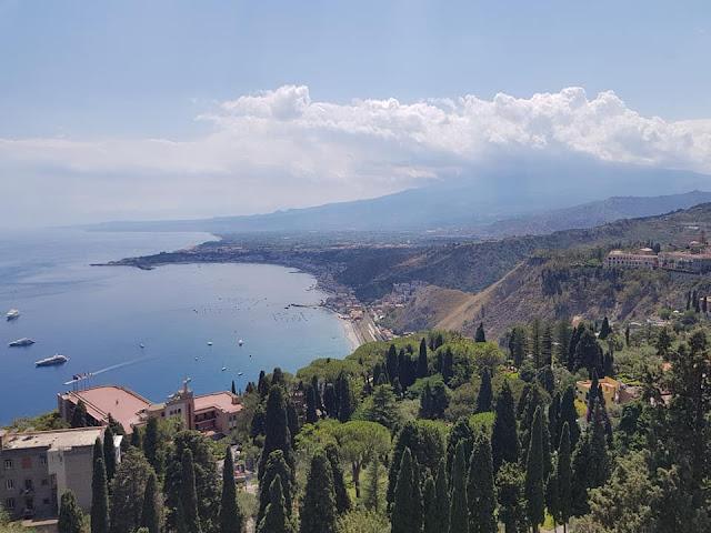 Taormina in un giorno e con bambini