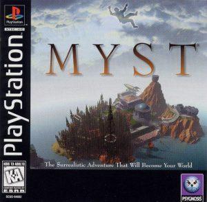 Baixar Myst (1994) PS1