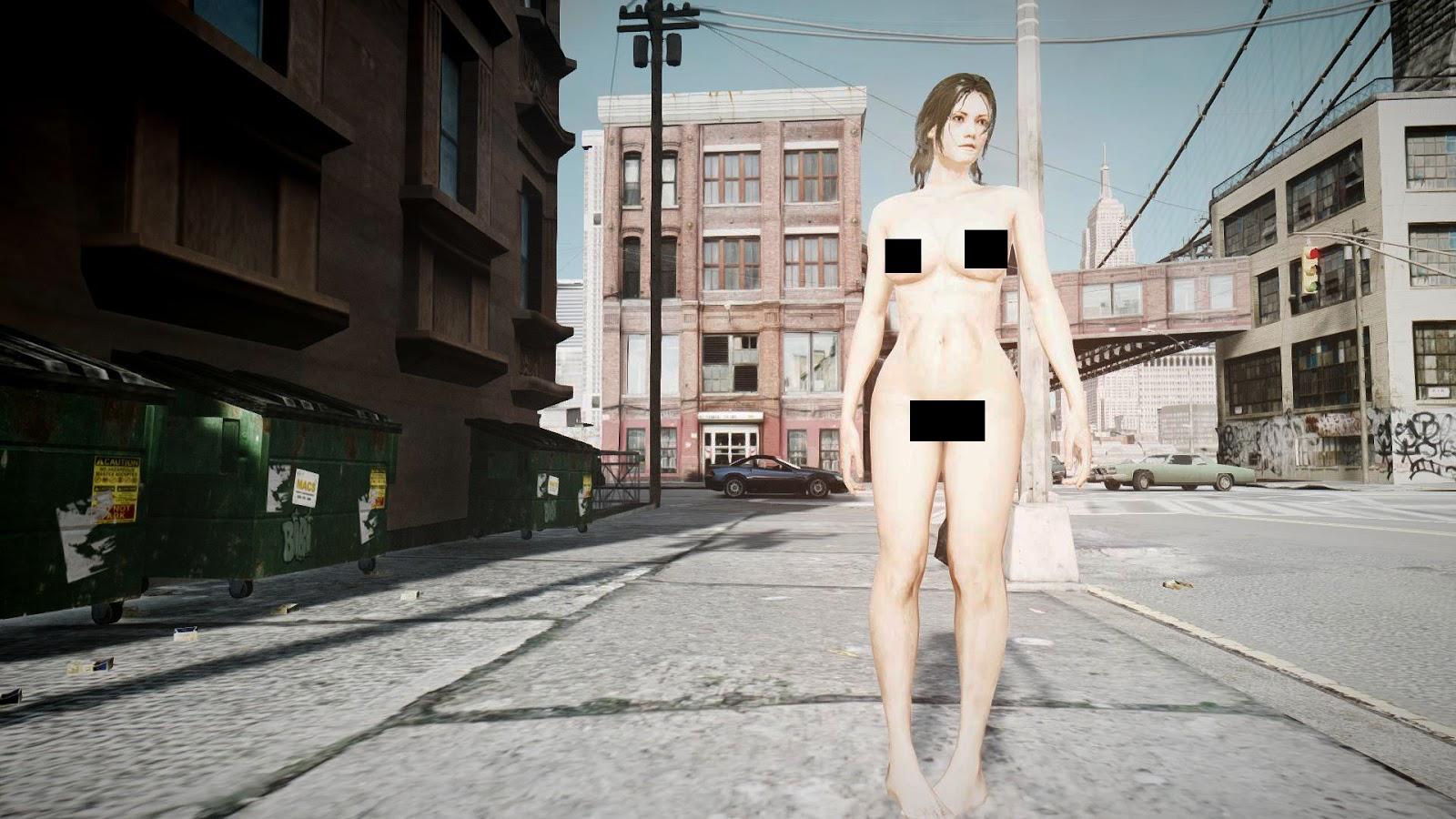 Nude grandtheft auto pics sex image