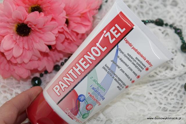 PANTHENOL ŻEL