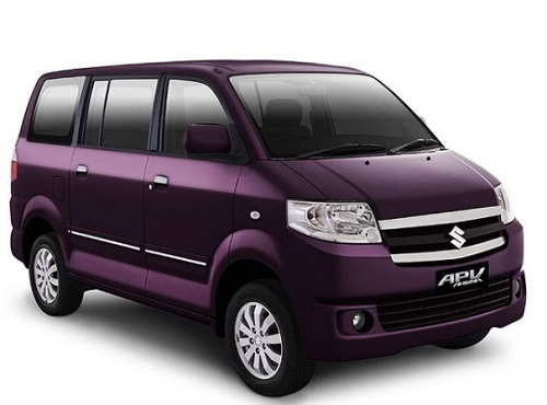 Suzuki MPV terlaris