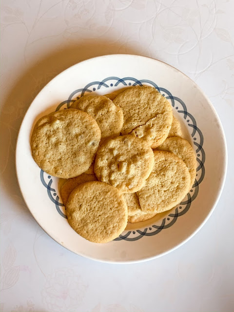 Cookies Citron