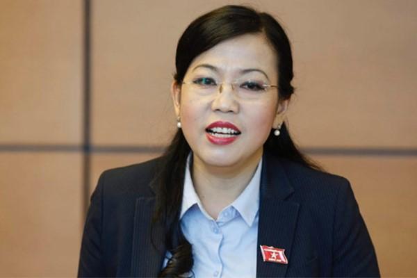 Trưởng Ban Dân nguyện của UB Thường vụ QH Nguyễn Thanh Hải