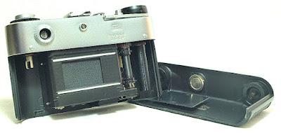Fed 5B #772, Industar N-61 52mm F2.8 #890