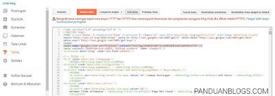 Cara Memverifikasi Blog di Search Console