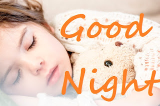 good night images cute baby girl