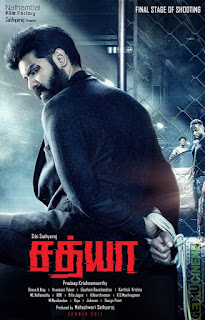 Sathya 2017 Hindi Dubbed 720p WEBRip