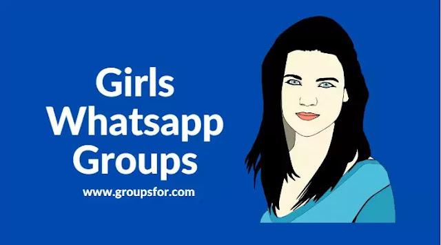Girls Whatsapp Groups