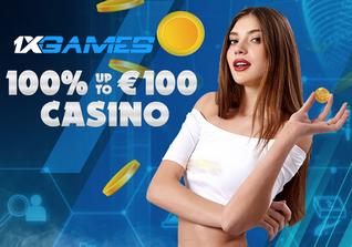 1xGames no deposit bonus