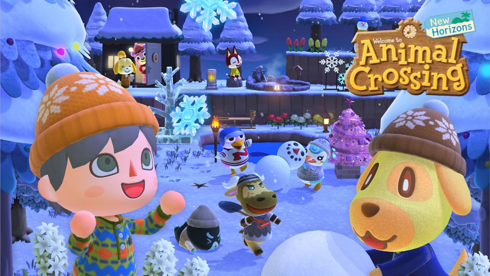 Unique features from the Animal Crossing New Horizons catalog in the NSO app