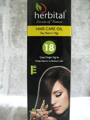 Herbital-Saç-Bakım-Yağı