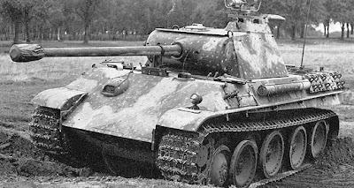 Tank Panther Jerman