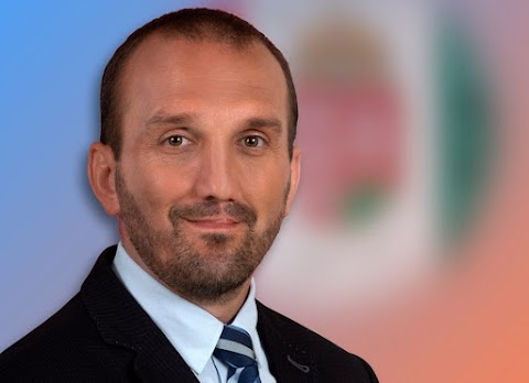 Kálmán Tibor Békés polgármestere