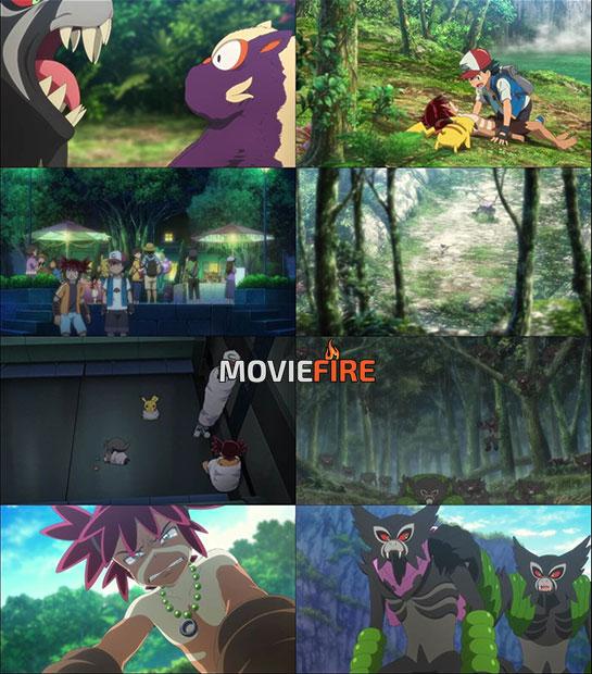 Pokémon the Movie: Secrets of the Jungle (2021) 1080p