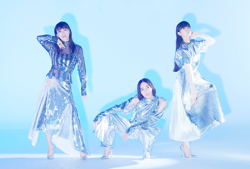 """All that's old is new with Perfume's P cubed (P³) song """"Challenger""""   Random J Pop"""