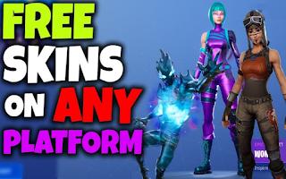 Fnskinsnow com Get free skins fortnite from fnskinsnow.com