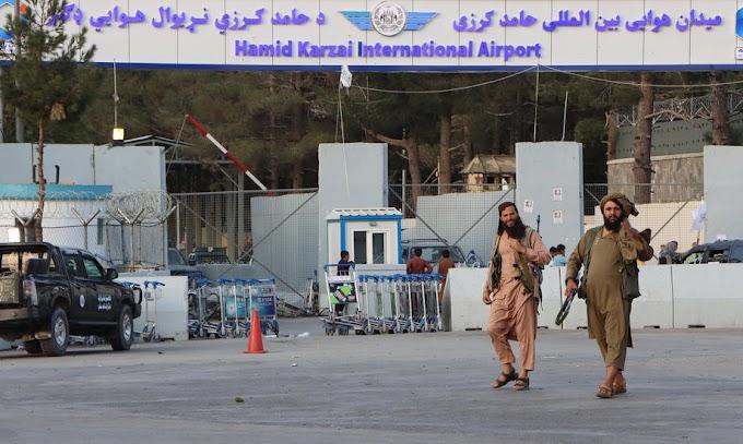 Nagy-Britanniát hibáztatja a Pentagon a kabuli reptéri terrortámadásért