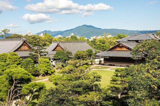 Japonsko, Japan, Kjoto, Kjóto, Nijo,
