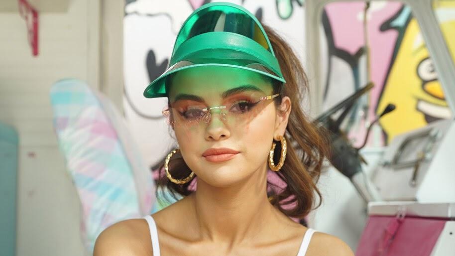 Selena Gomez, Ice Cream, 4K, #6.2464
