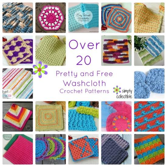 Fiber Flux 16 Free Crochet Patterns For Spring Cleaning