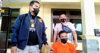 Masukkan Ulekan Cobek ke Kemaluan Istrinya, Pria Ini Ditangkap