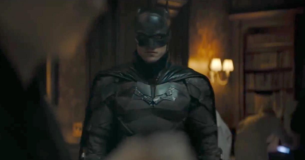 The Batman (2021) Trailer - DC FanDome