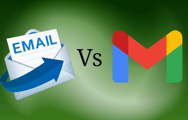 ইমেইল ও জিমেইল এর মধ্যে পার্থক্য কী? email vs gmail