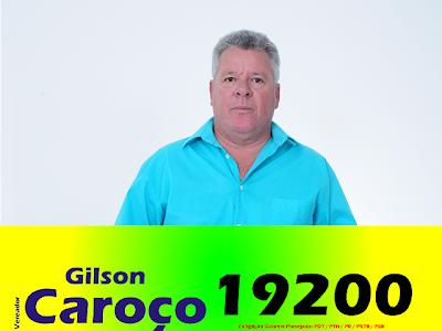 #VOTE_GILSON_CAROÇO_19200