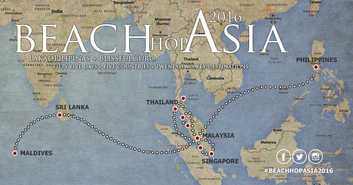 Beach Hop Asia 2016