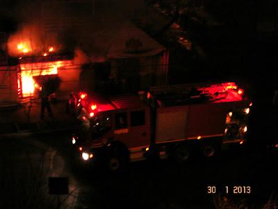 masina pompierilor