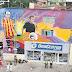 Con mural le hacen homenaje a los carretilleros