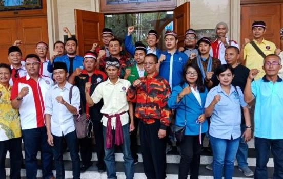 Wirakarya Jawa Timur Lakukan Pengamanan