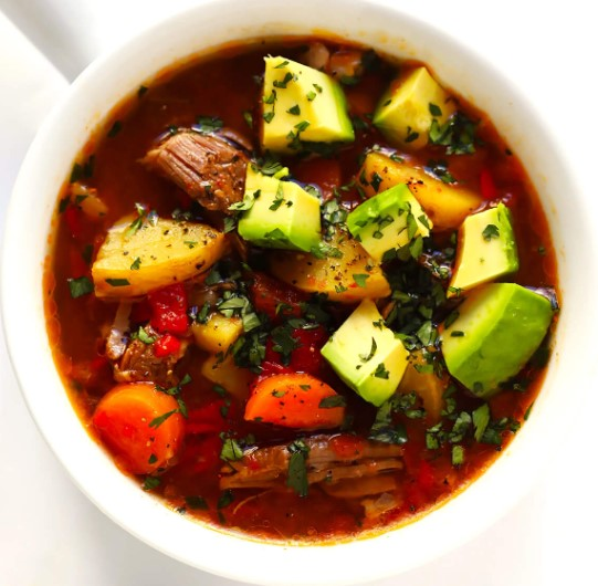 Easy Mexican Beef Soup Recipes