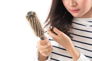 Cara ampuh mengatasi rambut rontok