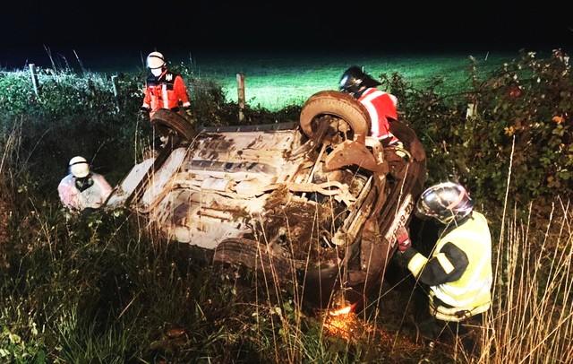 Río Bueno: accidente en la Ruta T-85 deja un lesionado