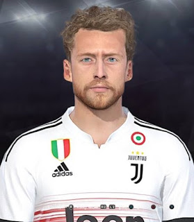 PES 2018 Faces Claudio Marchisio by Facemaker Ahmed El Shenawy