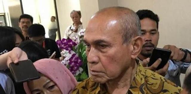 Digugat Kivlan Zen Hampir Rp 1 Triliun, Wiranto: Itu Urusan Masa Lalu Militer