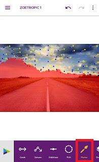 Cara Edit Foto Bergerak Zeotropic Untuk Instagram Story