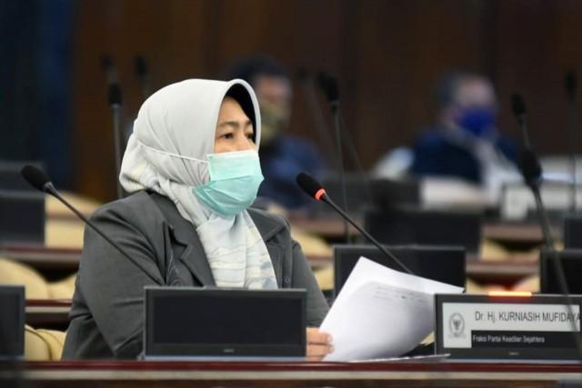 Politisi PKS Kurniasih Mufidayati Desak Pemerintah Hentikan Program Kartu Prakerja