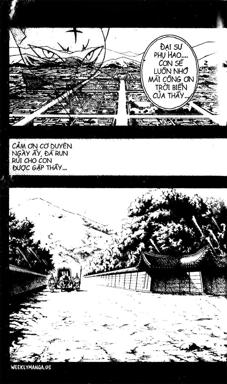 Shaman King [Vua pháp thuật] chap 172 trang 17