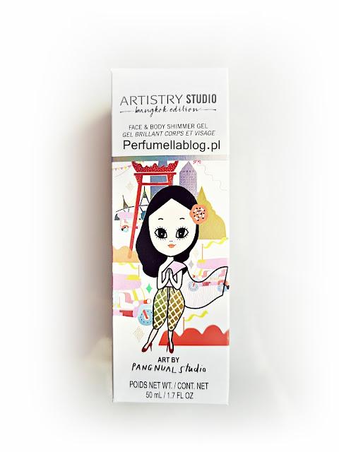 artistry studio bangkok edition żel