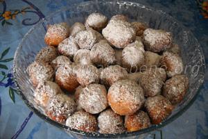 ricette dolci carnevale - castagnole