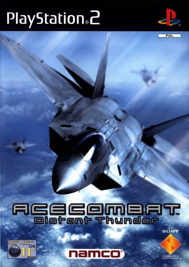 Ace Combat Distant Thunder PAL PS2